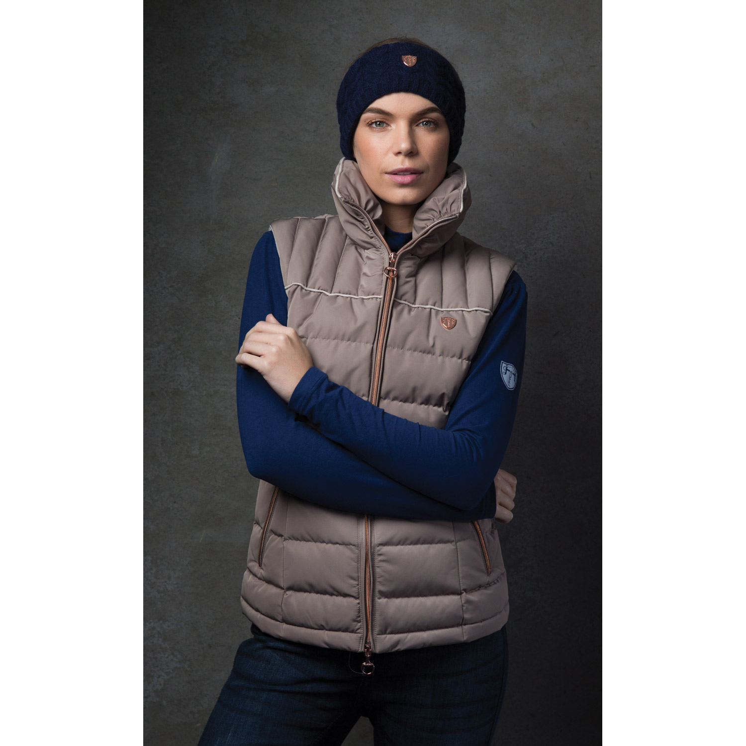 Equetech Womens Kingsley Gilet  - Thomas Irving's equestrian and accessories store  Equetech Womens Kingsley Gilet