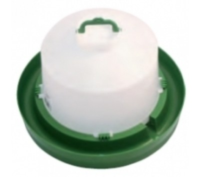 Plastic Drinker with Screw In Bung
