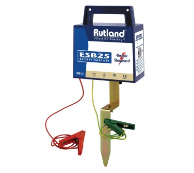 Rutland ESB25 Battery Fence Energiser