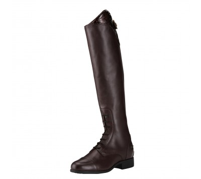 Ariat Heritage Ellipse Cobra Print Riding Boot