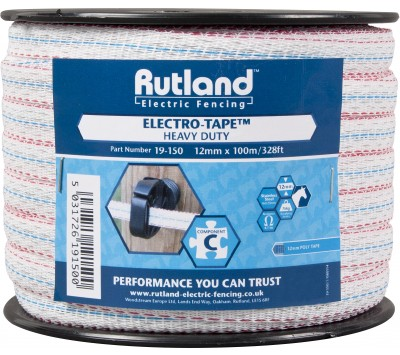 Rutland 12mm Electro-Tape