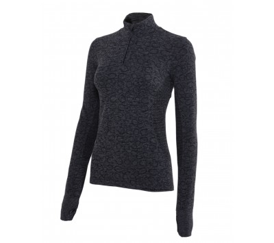 Noble Outfitters Revolution Seamless Long Sleeve Top