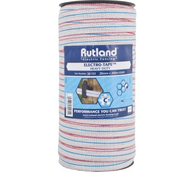 Rutland 20mm Electro-Tape