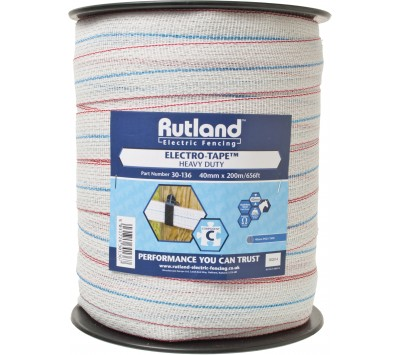 Rutland 40mm Electro-Tape