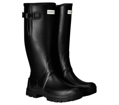 Hunter Mens Balmoral II Wellington Boots