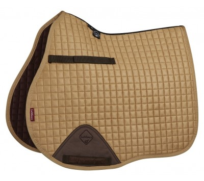 LeMieux Luxury Lustre Suede GP Square