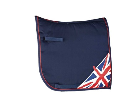 Cottage Craft Union Jack Saddlecloth