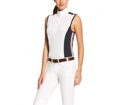 Ariat Womens Fashion Aptos Colorblock Sleeveless