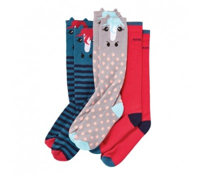 Harry Hall Junior Novelty Socks