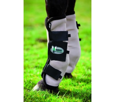 Horseware Rambo Fly Boots with Vamoose