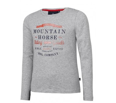 Mountain Horse Joyce Long Sleeve Junior Tee