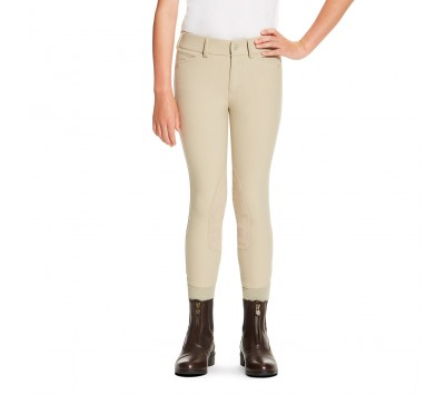 Ariat Kids Heritage Elite Knee Patch Breeches