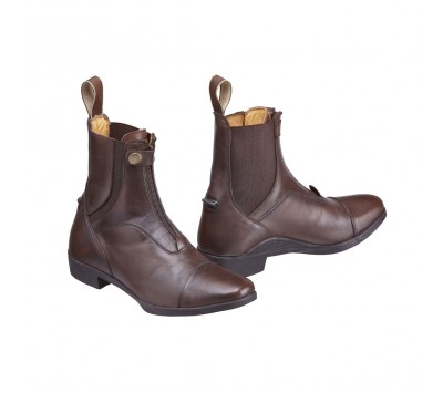 Harry Hall Kingsley Leather Jodhpur Boots