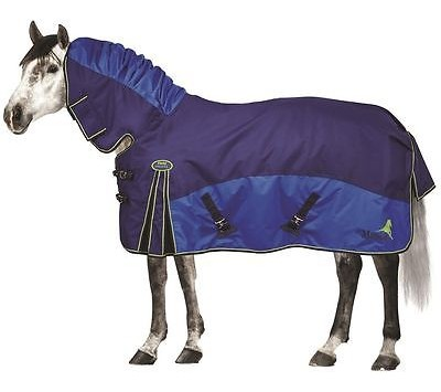 Masta Fieldmasta 200g Fixed Neck Turnout Rug