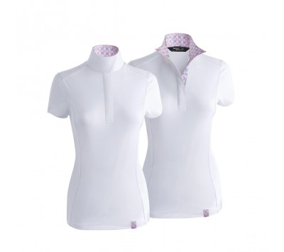 Tredstep Solo Short Sleeve Ladies Competition Shirt