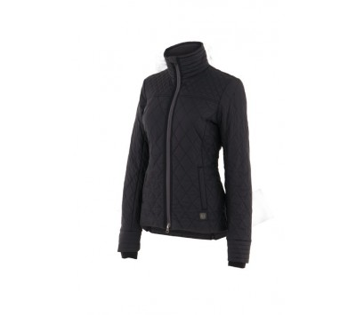 Noble Outfitters Womens Warmup Quilted Jacket