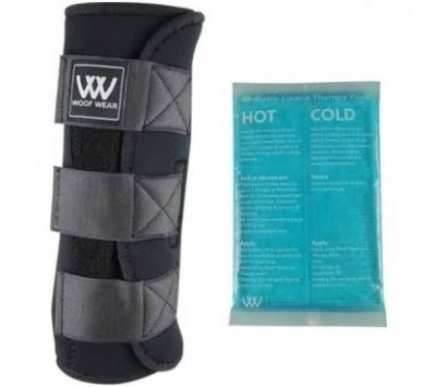 Woof Wear Ice Therapy Boot with Gel Packs