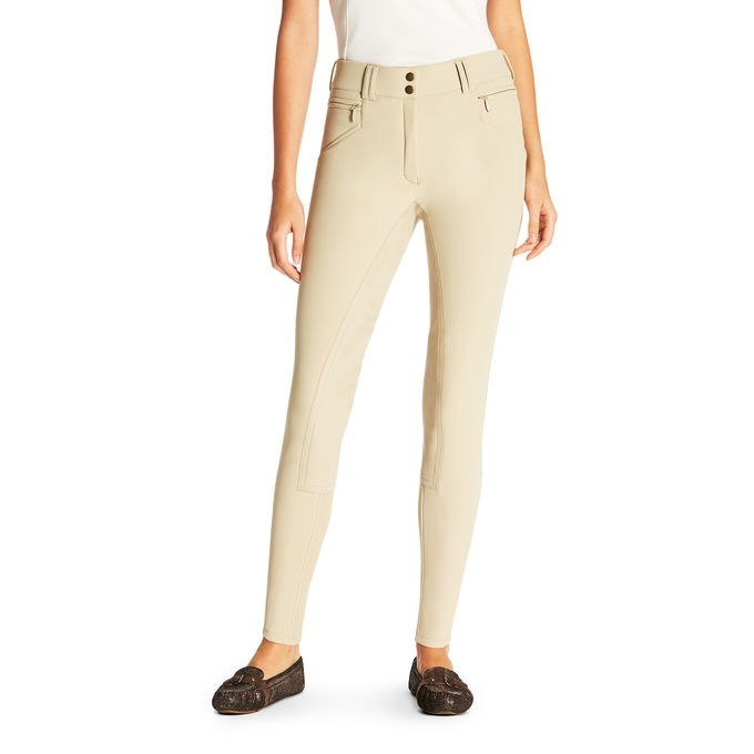 Ariat Womens Mikelli Softshell Full Seat Breeches  - Thomas Irving's equestrian and accessories store  Ariat Womens Mikelli Softshell Full Seat Breeches