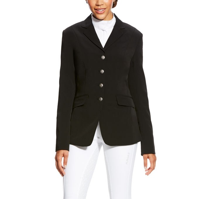 Ariat Womens Palladium Show Jacket  - Thomas Irving's equestrian and accessories store  Ariat Womens Palladium Show Jacket
