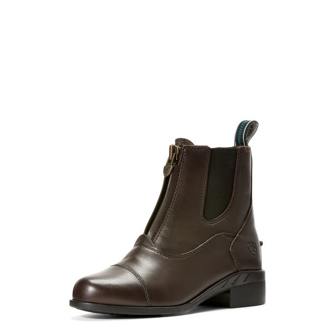 Ariat Kids Devon IV Paddock Boot  - Thomas Irving's equestrian and accessories store  Ariat Kids Devon IV Paddock Boot
