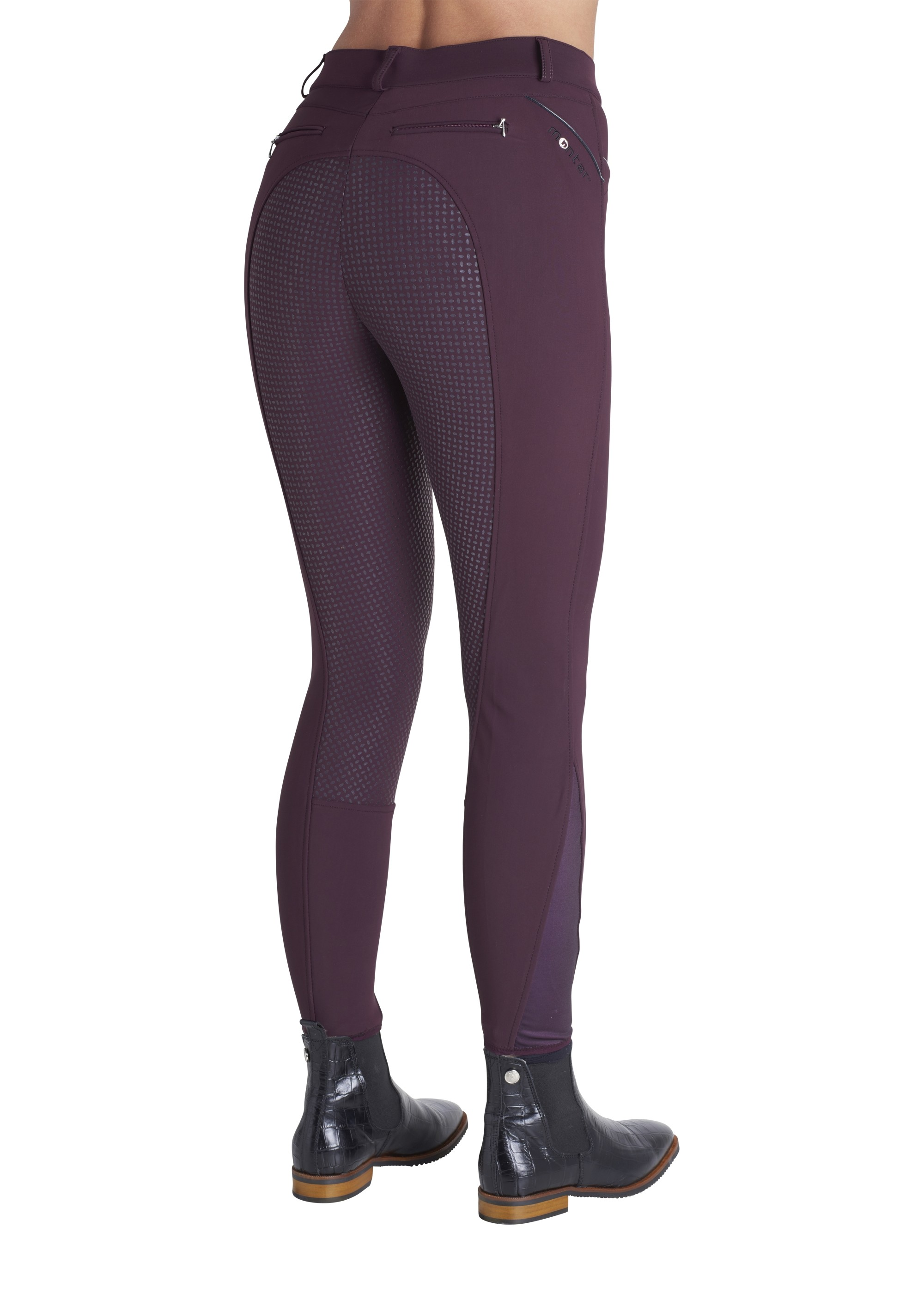 Montar Nancy Soft Tech Fullseat Silicone Breeches  - Thomas Irving's equestrian and accessories store  Montar Nancy Soft Tech Fullseat Silicone Breeches