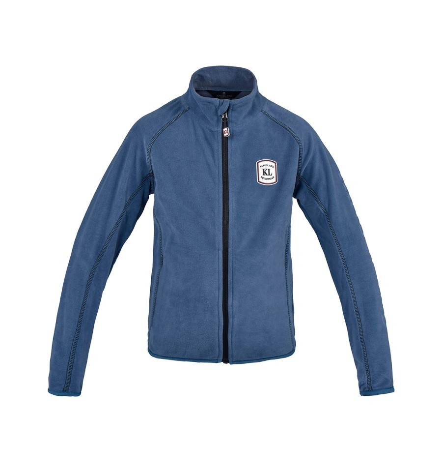 Kingsland  Ortler Junior Fleece Jacket  - Thomas Irving's equestrian and accessories store  Kingsland  Ortler Junior Fleece Jacket