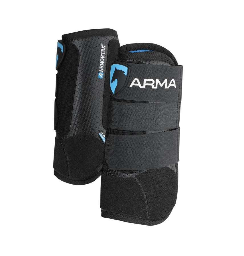 Shires Arma Carbon XC Front Boots  - Thomas Irving's equestrian and accessories store  Shires Arma Carbon XC Front Boots