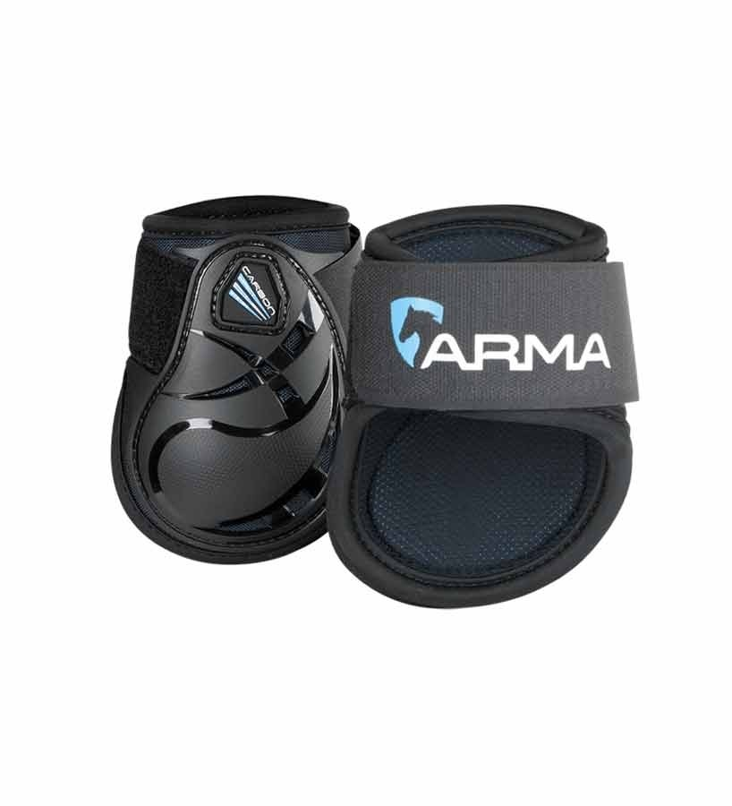 Shires Arma Carbon Fetlock Boots  - Thomas Irving's equestrian and accessories store  Shires Arma Carbon Fetlock Boots