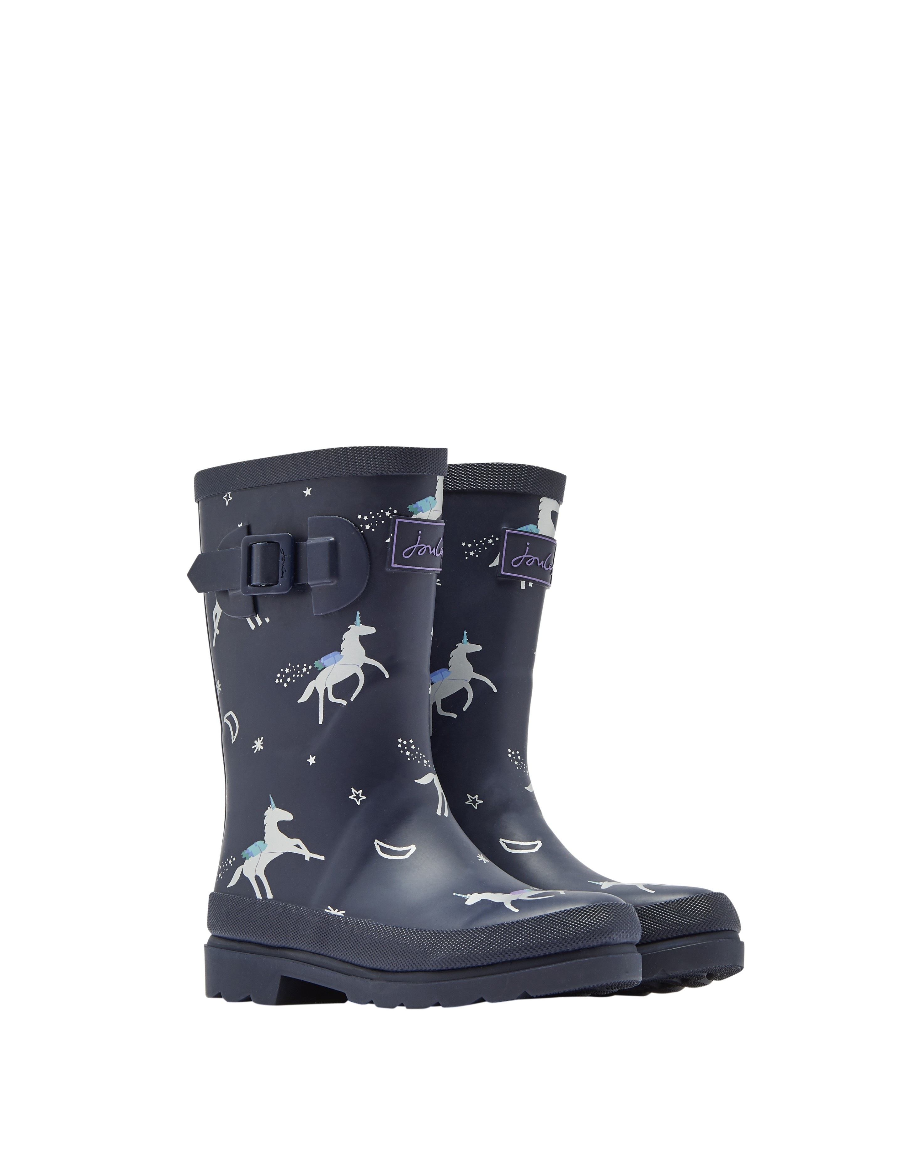 Joules Junior Print Wellingtons  - Thomas Irving's equestrian and accessories store  Joules Junior Print Wellingtons