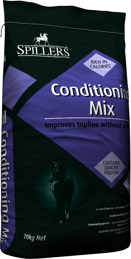 Spillers Conditioning Mix  - Thomas Irving's equestrian and accessories store  Spillers Conditioning Mix