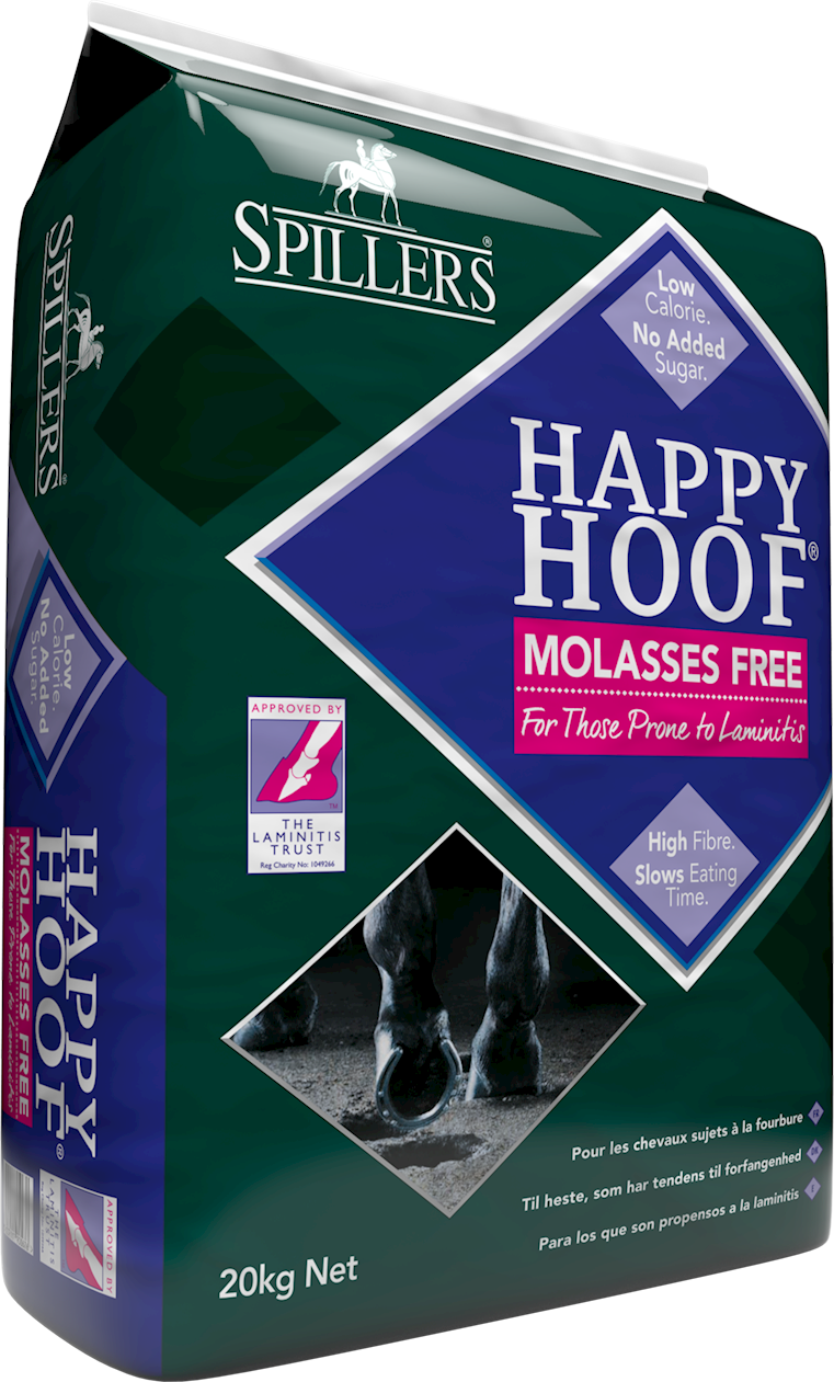 Spillers Happy Hoof Molasses Free  - Thomas Irving's equestrian and accessories store  Spillers Happy Hoof Molasses Free