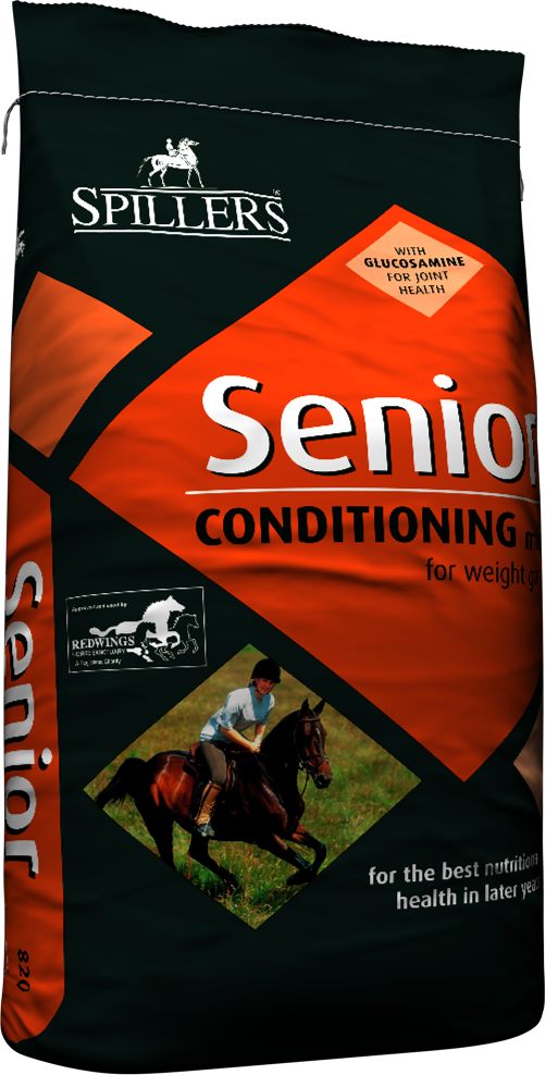 Spillers Senior Conditioning Mix  - Thomas Irving's equestrian and accessories store  Spillers Senior Conditioning Mix