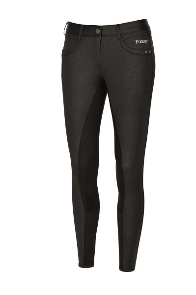 Pikeur Pepina Print Ladies Breeches  - Thomas Irving's equestrian and accessories store  Pikeur Pepina Print Ladies Breeches