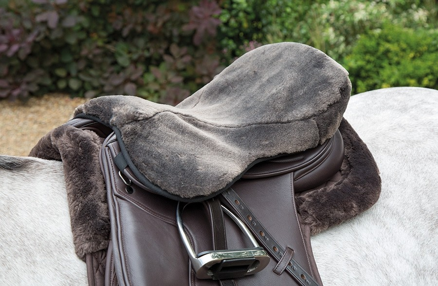 Shires Performance Supafleece Seat Saver  - Thomas Irving's equestrian and accessories store  Shires Performance Supafleece Seat Saver