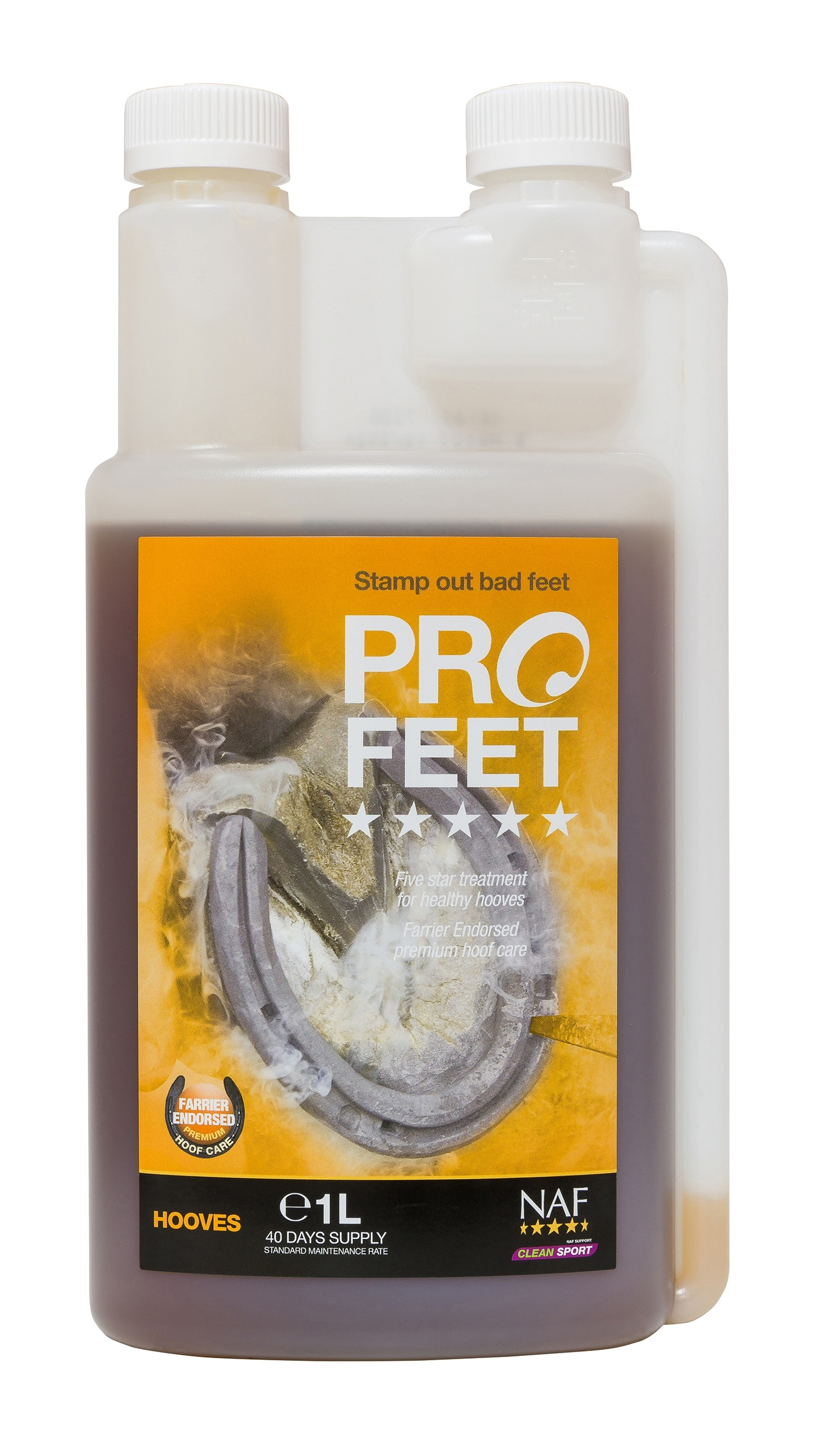 NAF ProFeet Liquid  - Thomas Irving's equestrian and accessories store  NAF ProFeet Liquid
