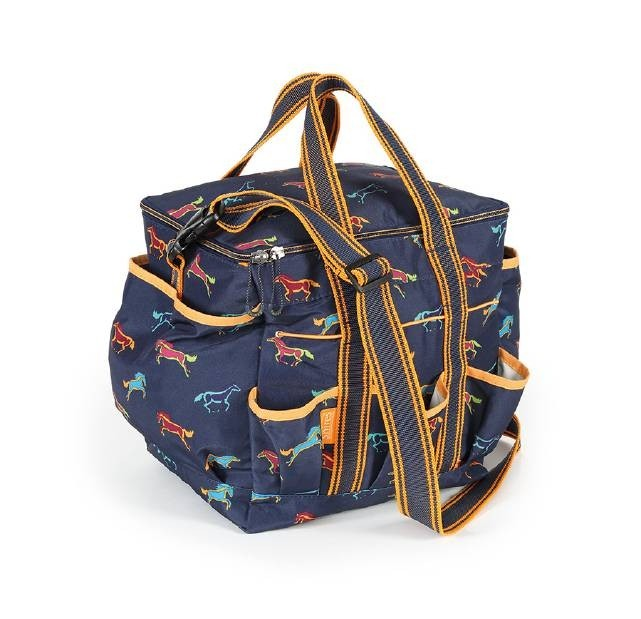 Shires Horse Print Grooming Kit Bag  - Thomas Irving's equestrian and accessories store  Shires Grooming Kit Bag
