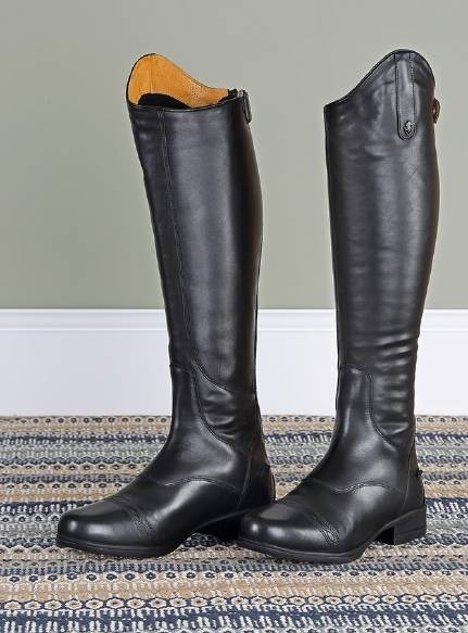 Shires Moretta Aida Childs Leather Riding Boots  - Thomas Irving's equestrian and accessories store  Shires Moretta Aida Childs Leather Riding Boots