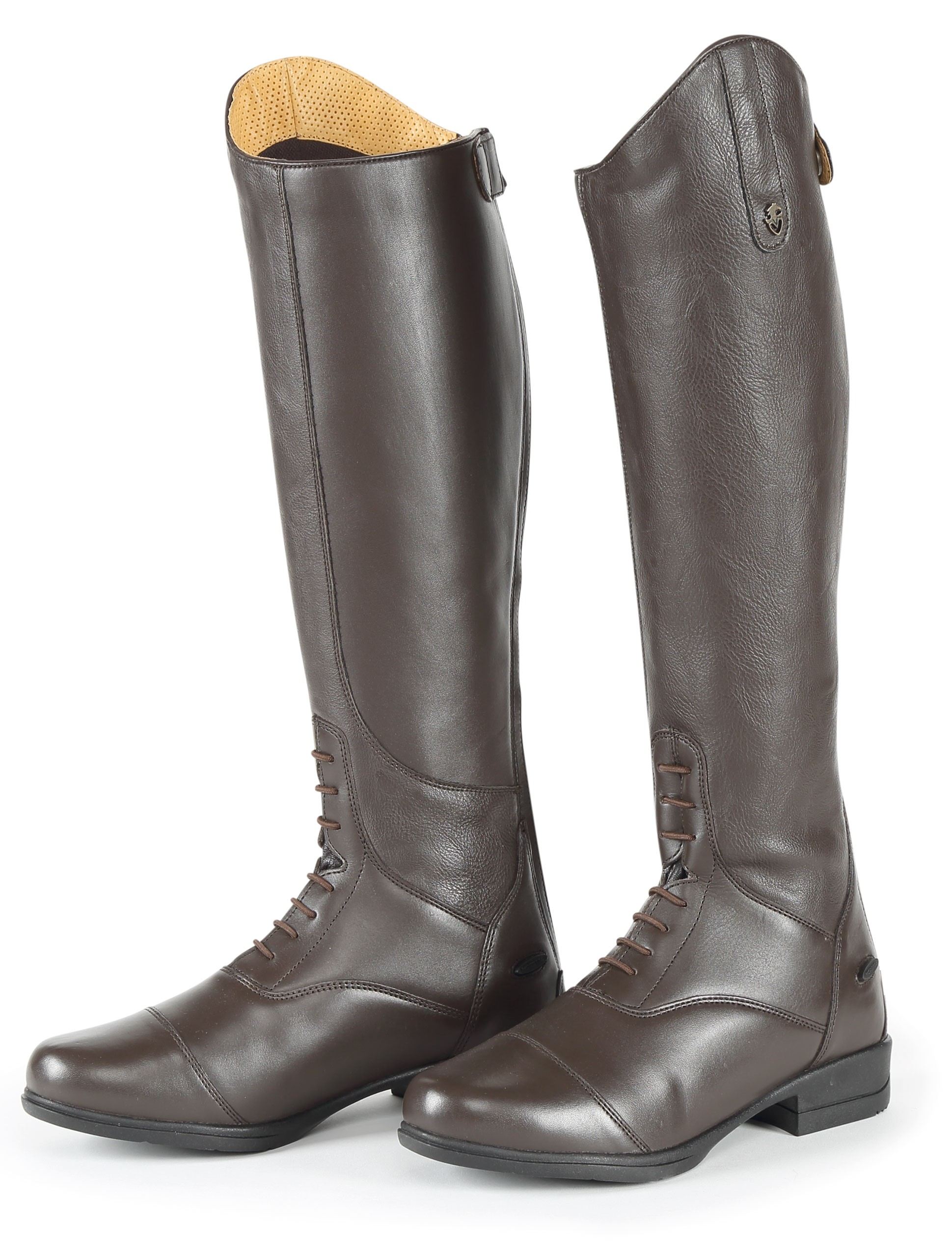 Shires Adults Moretta Gianna Leather Riding Boots  - Thomas Irving's equestrian and accessories store  Shires Adults Moretta Gianna Leather Riding Boots