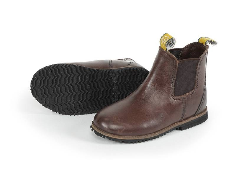 Shires Moretta Fiora Childs Jodhpur Boots  - Thomas Irving's equestrian and accessories store  Shires Moretta Fiora Childs Jodhpur Boots