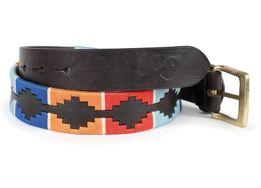 Shires Aubrion Drover Polo Belt  - Thomas Irving's equestrian and accessories store  Shires Aubrion Drover Polo Belt