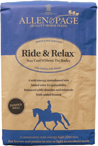 Allen & Page Ride & Relax  - Thomas Irving's equestrian and accessories store  Allen & Page Ride & Relax