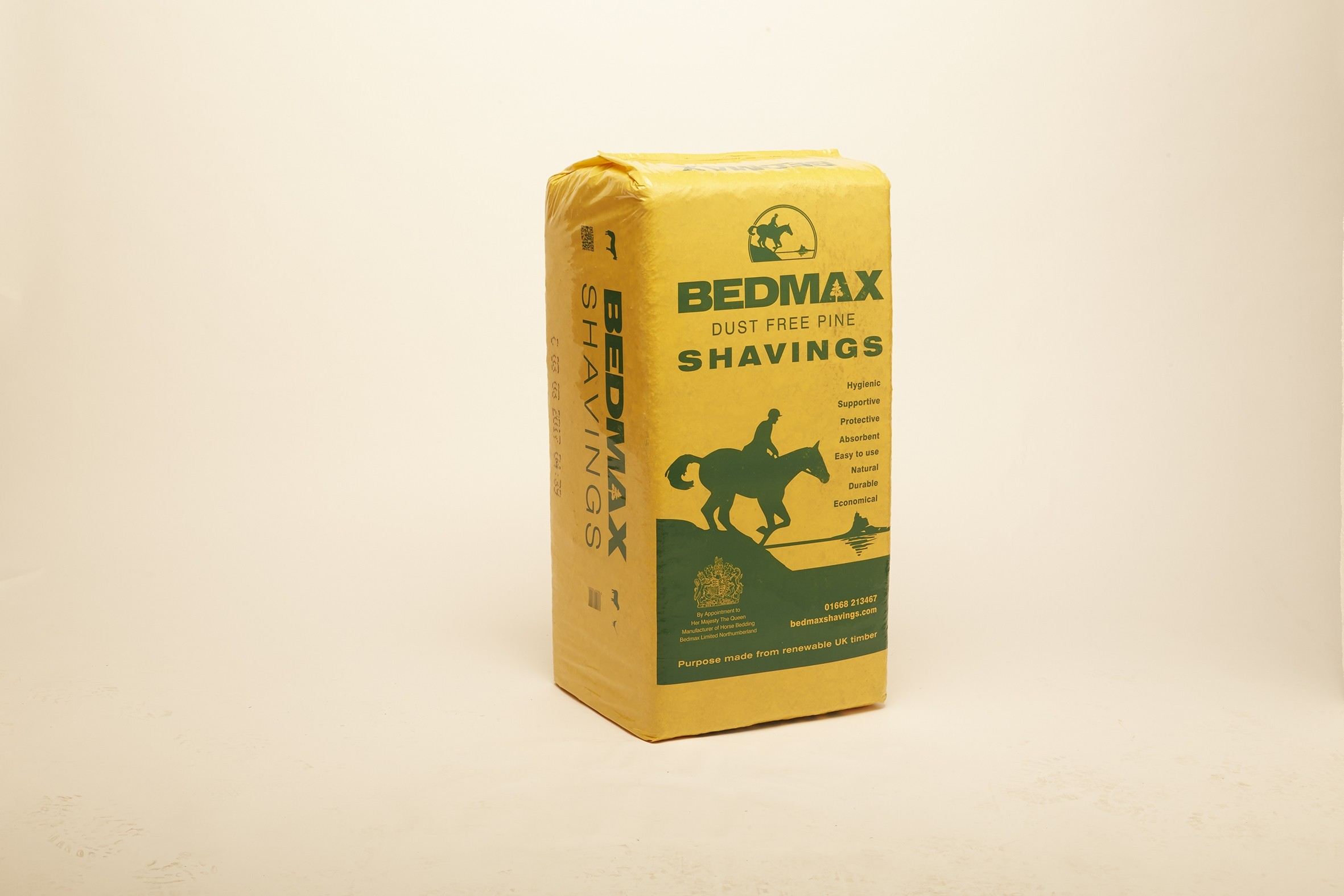 Bedmax Shavings Bedding  - Thomas Irving's equestrian and accessories store  Bedmax Shavings Bedding