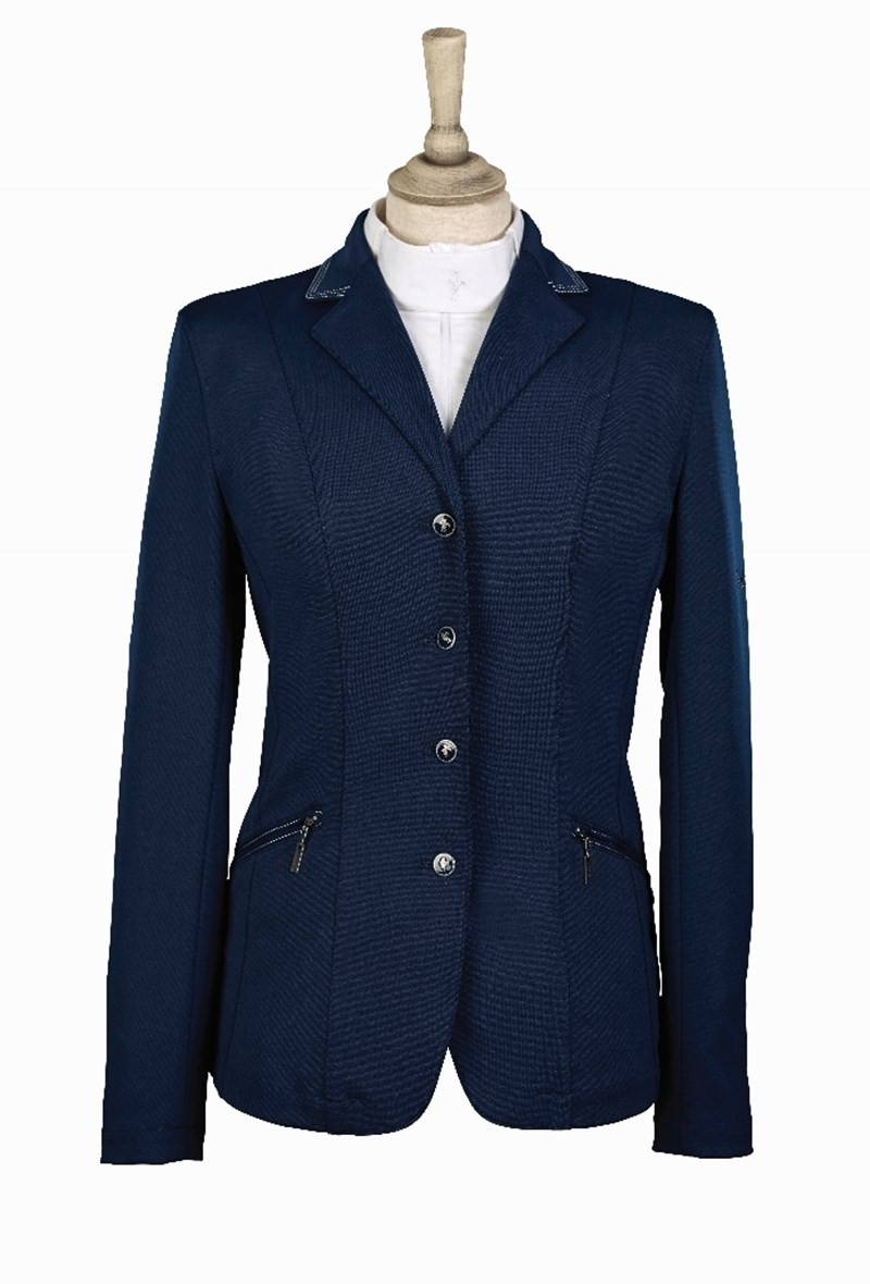 Caldene Cadence Girls Stretch Show Jacket  - Thomas Irving's equestrian and accessories store  Caldene Cadence Girls Stretch Show Jacket