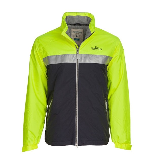 Horseware Unisex Hi Viz Corrib Jacket  - Thomas Irving's equestrian and accessories store  Horseware Unisex Hi Viz Corrib Jacket