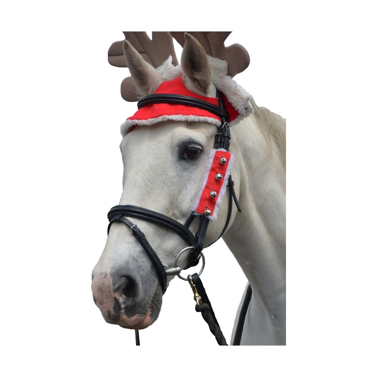 Hy Christmas Santa Bridle Set Thomas Irving S Equestrian And Accessories Store