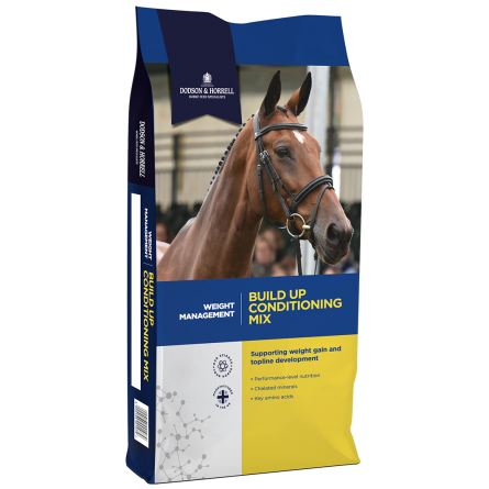 Dodson & Horrell Build Up Conditioning Mix  - Thomas Irving's equestrian and accessories store  Dodson & Horrell Build Up Conditioning Mix
