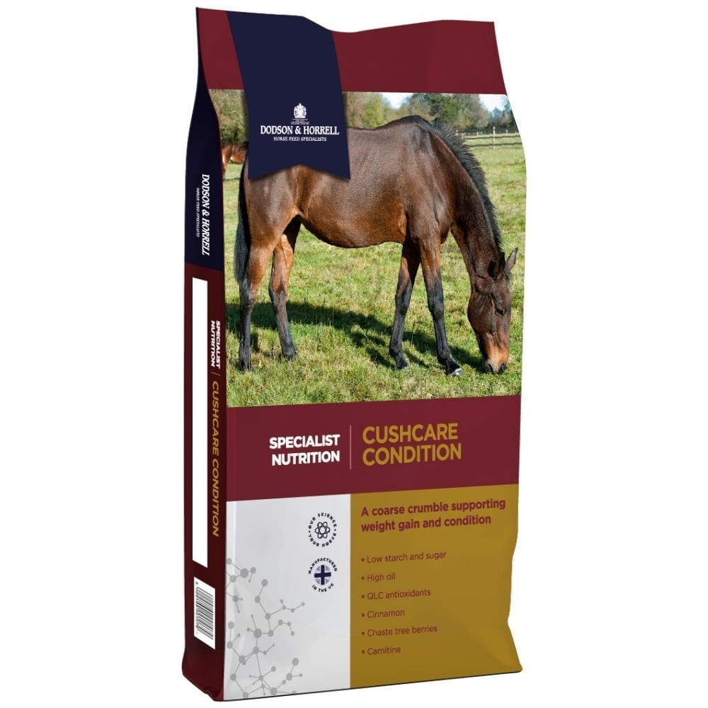Dodson & Horrell CushCare Condition  - Thomas Irving's equestrian and accessories store  Dodson & Horrell CushCare Condition