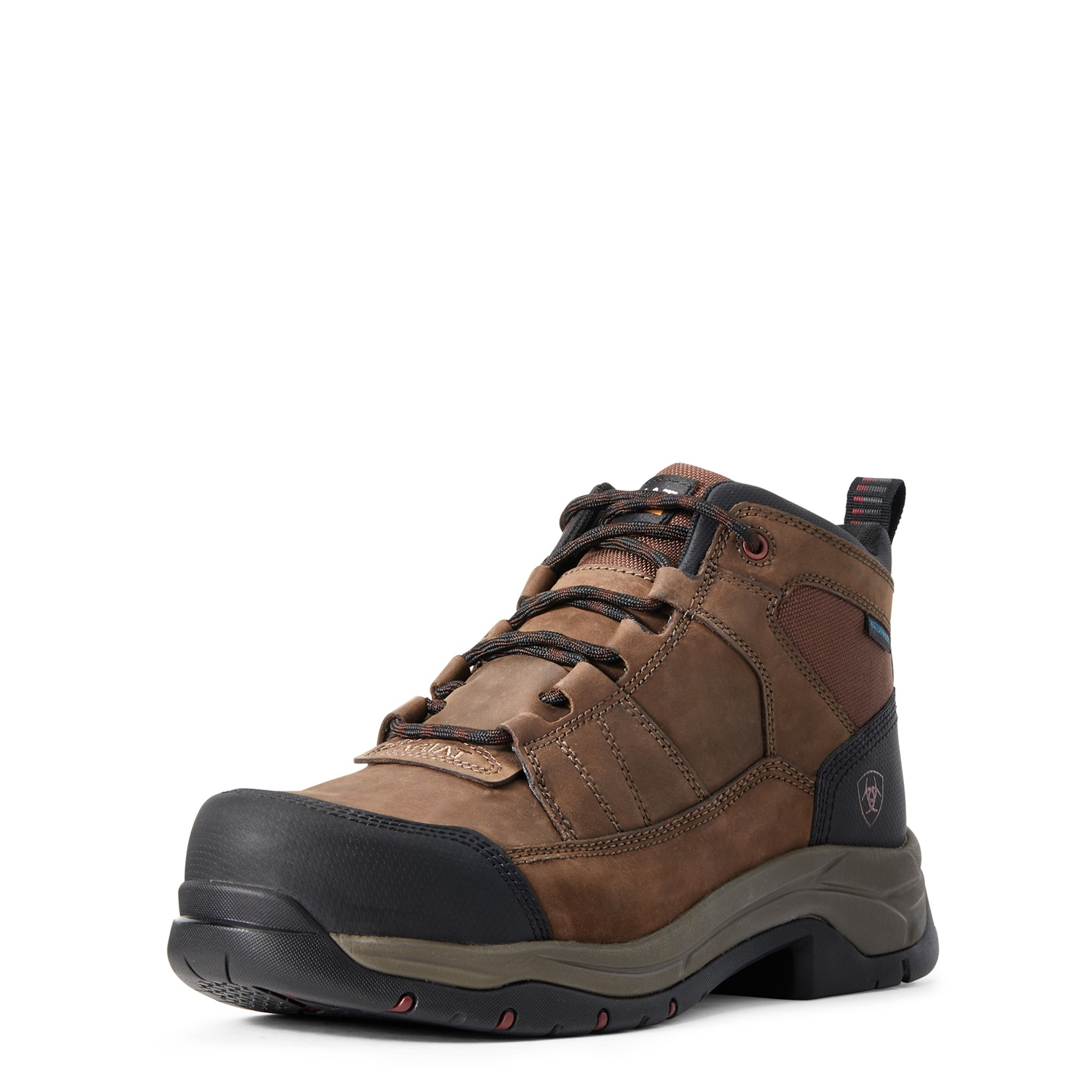 Ariat Mens Telluride Work Waterproof Composite Toe Work Boot  - Thomas Irving's equestrian and accessories store  Ariat Mens Telluride Work Waterproof Composite Toe Work Boot