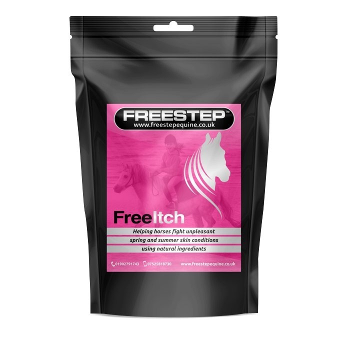 Freestep Freeitch  - Thomas Irving's equestrian and accessories store  Freestep Free Itch