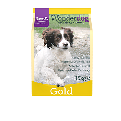 Wonderdog Gold  - Thomas Irving's equestrian and accessories store  Wonderdog Gold